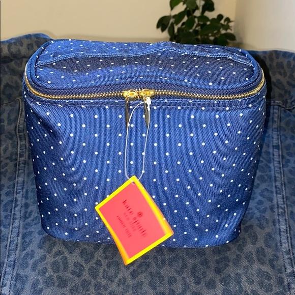kate spade Handbags - Kate Spade Lunch Tote / Cosmetic Train Case